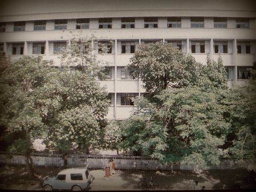 Old College Building
